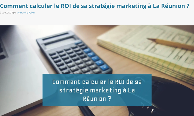 Comment Calculer le ROI de vos campagnes marketing