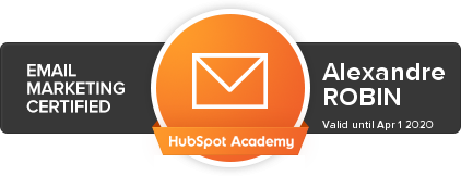 formation-marketing-digital-certification-HubSpot-email-marketing-alexandre-robin