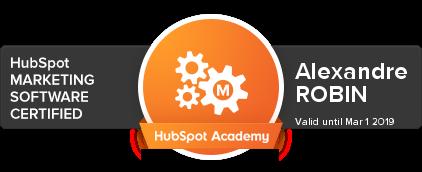 formation-marketing-digital-certification-HubSpot-software-alexandre-robin