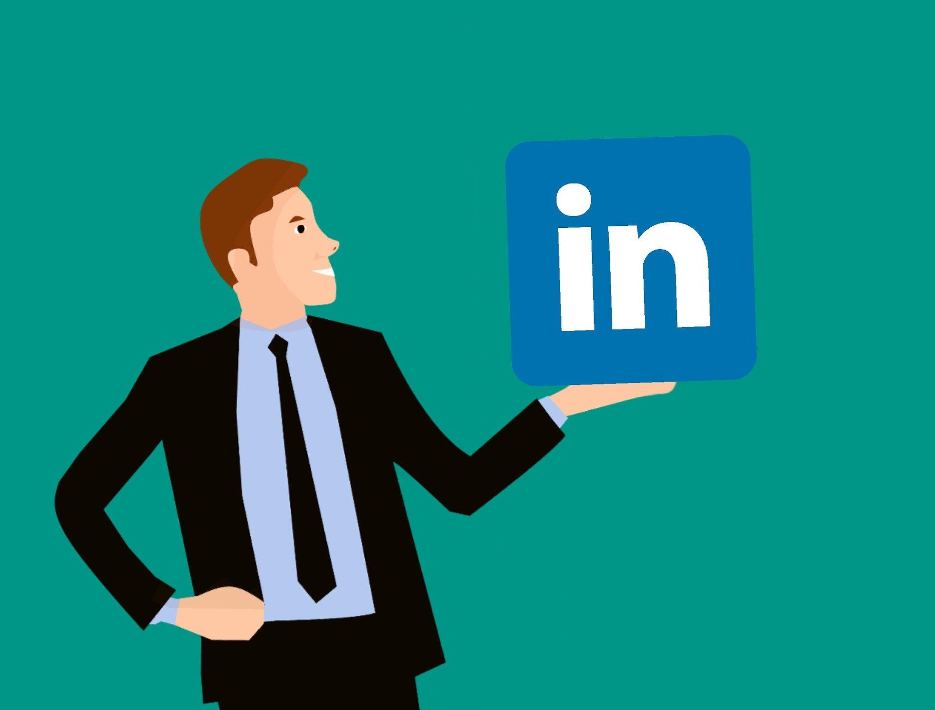 améliorer suivi commerciale avec LinkedIn