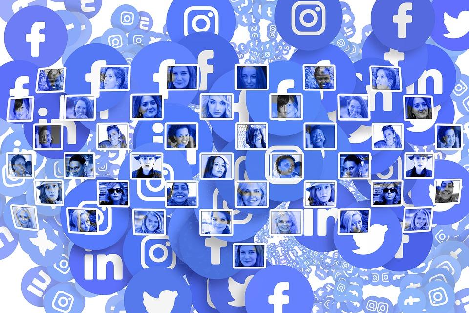 interagir communaute facebook portee