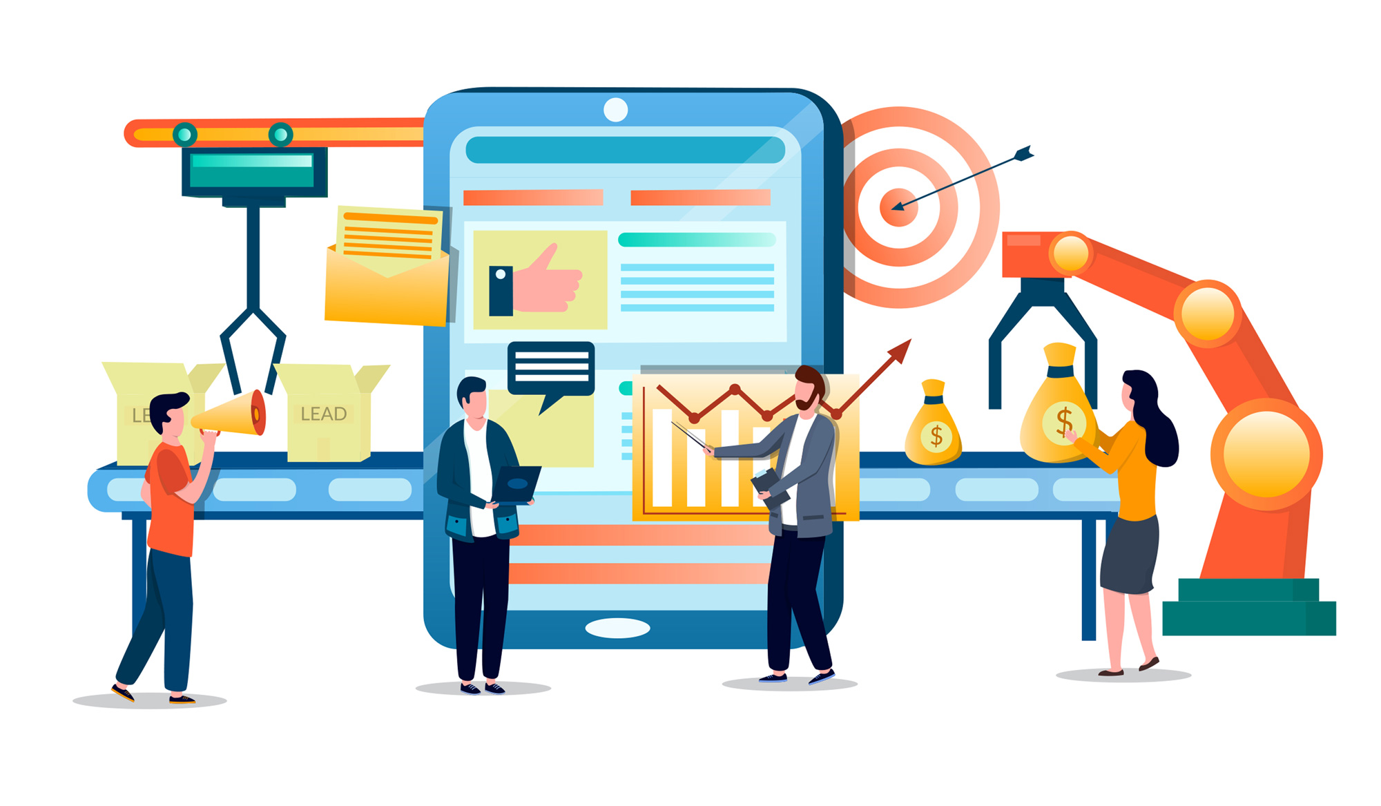 Marketing automation : définition et exemples