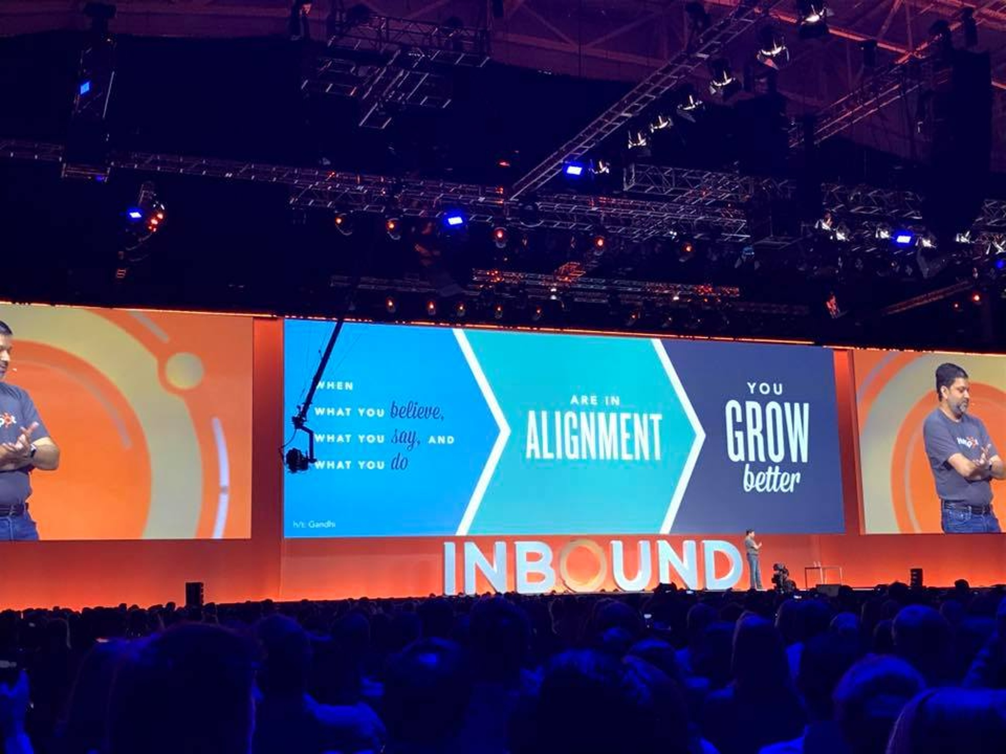 Inbound 18 : Marketing Management IO à Boston, again !