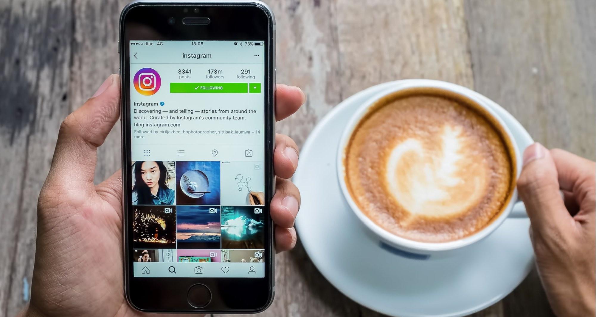 Instagram et votre entreprise : pourquoi et comment avoir un beau feed